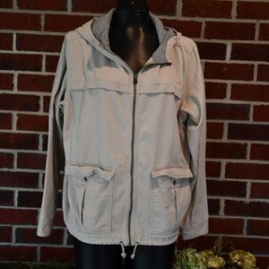 Tan Columbia Jacket